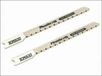 Black & Decker Jigsaw Blades (3) Wood & Plastic 100mm