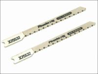 Black & Decker Jigsaw Blades (2) Wood 75mm