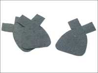 Black & Decker X32204 Mouse Wire Wool Sheets (3) Coarse