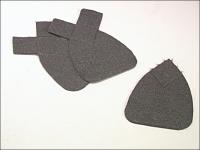 Black & Decker X32209 Mouse Wire Wool Sheets (3) Fine