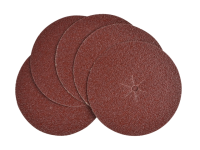 Black & Decker Sanding Discs 125mm 40g (Pack of 5)