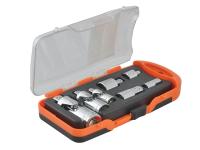 BlueSpot Tools Universal Joint & Adaptor Set 7 Piece