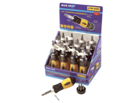 BlueSpot Tools Ratcheting Screwdriver 7 in 1