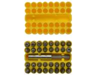 BlueSpot Tools Security Bit Set 33 Piece