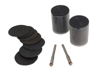 BlueSpot Tools Cut Off Wheel Accessory Kit 85 Piece