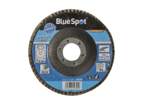 BlueSpot Tools Sanding Flap Disc 115mm 40 Grit