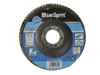 BlueSpot Tools Sanding Flap Disc 115mm 60 Grit