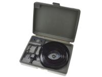 BlueSpot Tools Multi Holesaw Set of 8 64-127mm