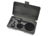 BlueSpot Tools Multi Holesaw Set of 11 19-64mm