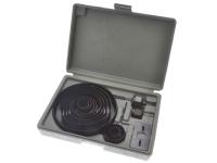 BlueSpot Tools Multi Holesaw Set of 16 19-127mm