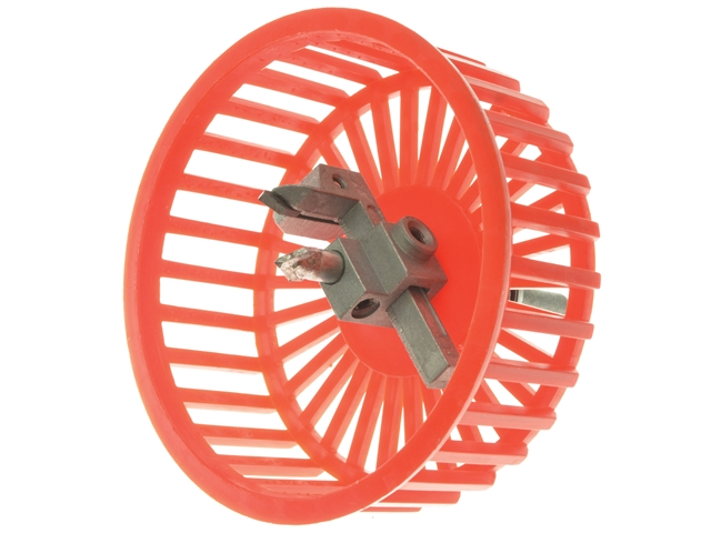 BlueSpot Tools Circular Tile Cutter variable 20mm - 94mm