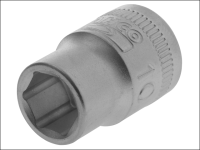 Bahco Hexagon Socket 1/4in Drive 10mm