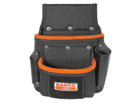 Bahco 4750-2PP-1 Two Pocket Fixings Pouch