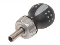 Bahco 808050S Stubby Ratchet Screwdriver