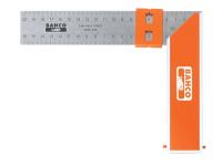 Bahco 9048-200 Aluminium Block & Steel Try Square 200mm