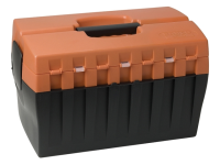 Bahco Tool Box with Built In Organiser Tote 26 x 26 x 44cm