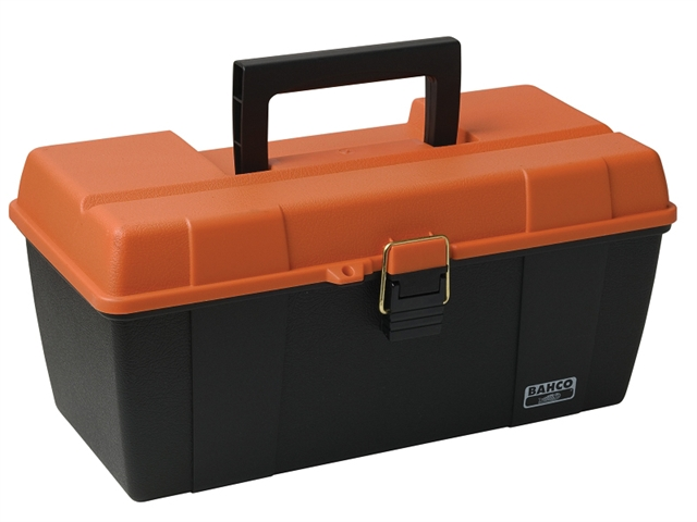 Bahco Tool Box 39cm (15in) Single Catch