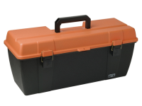 Bahco Tool Box 66cm (26in) Double Catch With Non Slip Handle