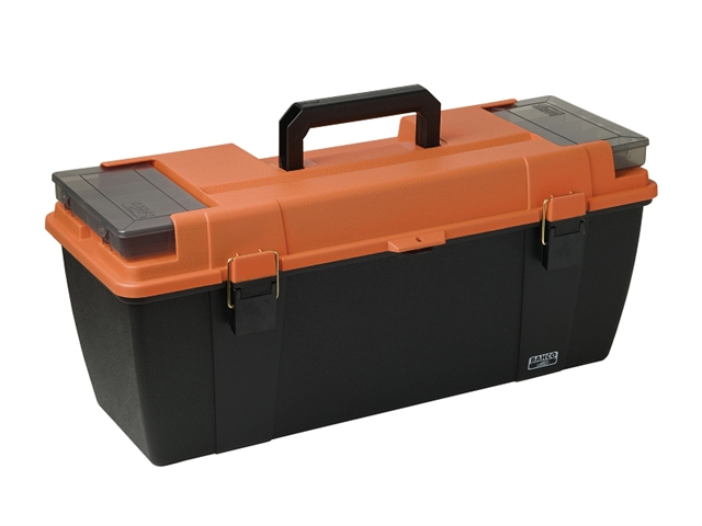 Bahco Tool Box 66cm (26in) with Organiser Lid