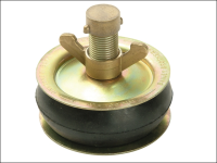 Bailey 2565 Drain Test Plug 200mm (8 in) - Brass Cap