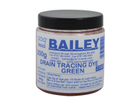 Bailey 3589 Drain Tracing Dye - Green
