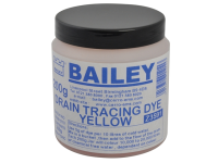 Bailey 3591 Drain Tracing Dye - Yellow