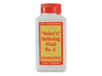 Bakers No.3 Soldering Fluid 250ml