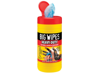 Big Wipes Red Top Heavy-Duty Wipes Tub of 80