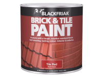 Blackfriar Brick & Tile Paint Matt Red 500ml