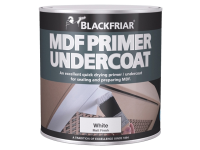 Blackfriar Quick Drying MDF Acrylic Primer Undercoat 1 Litre