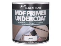 Blackfriar Quick Drying MDF Acrylic Primer Undercoat 500ml