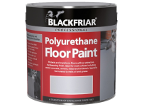 Blackfriar Professional Polyurethane Floor Paint Tile Red 1 Litre