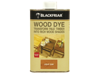Blackfriar Wood Dye Light Oak 250ml
