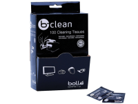 Bollé Safety Anti Static Cleaning Tissue Dispenser (100)