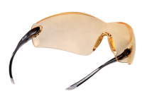 Bollé Safety Cobra Safety Glasses - Yellow