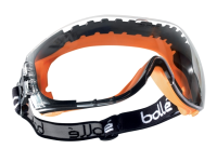 Bollé Safety Pilot Safety Goggles Clear