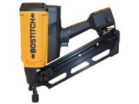 Bostitch GF9033 Cordless Paper Tape Gas Framing Stick Nailer 90mm 2 x 1.6Ah Ni-MH