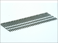 Bostitch 3.1 x 80mm 21° Stick Nails Ring Shank Nail 21° Galvanised (2000)