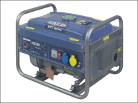 Boxxer 2200 Petrol Roll Cage Generator 2200 Watt 110/230 Volt 230V