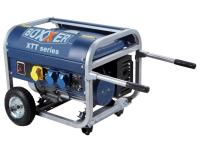Boxxer 3000 Dual Voltage Petrol Generator 3000 Watt 230/240 Volt 240V