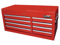 Britool BTBR 8W 8 Drawer Tool Chest (Wide) Black