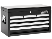 Britool Tool Chest 6 Drawer - Black