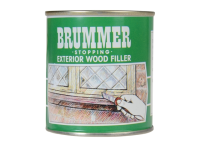 Brummer Green Label Exterior Stopping Medium White