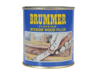 Brummer Yellow Label Interior Stopping Medium Maple