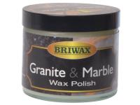 Briwax Marble & Granite Wax Clear 250ml
