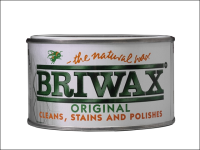 Briwax Wax Polish Medium Brown 400g
