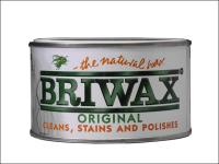Briwax Wax Polish Medium Brown 400g
