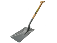 Bulldog Square Shovel Open Socket No.6 T