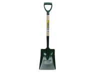Bulldog Open Socket Square Shovel No.2PD 2SM2T