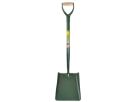Bulldog All Steel Square Shovel No.2 5SM2AM
